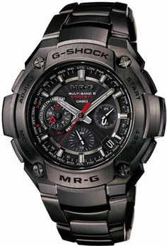 Casio | Casio G-Shock MRG-8100B-1AJF MR-G Multiband 6 By Casio | REVIEW CASIO PRODUCTS