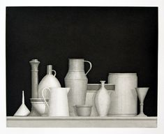 William Bailey, Untitled (Still Life)