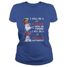 halloween ART teacher T-Shirts