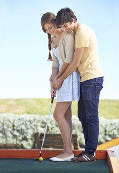Mini Golf  - Seventeen.com
