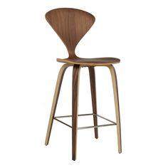 Design Tree Home Satine Plywood Bar Stool