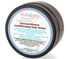 Mahogany Naturals - Skin Care & Hair Care Products