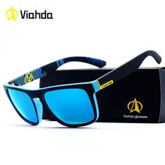 Viahda 2017 Popular Brand Sunglasses Sport Sun Glasses Fishing Eyeglasses  Oculos De Sol Masculino 38903908ff