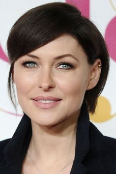 Looking for a latest short bob hairstyles? In this post you will find best images of 2015 - 2016 Short Bob Hairstyles that you will immediately adore! Mens Medium Length Hairstyles, Slick Hairstyles, Short Bob Hairstyles, Pretty Hairstyles, Damp Hair Styles, Medium Hair Styles, Short Hair Styles, Emma Willis Hair, Hair Trim