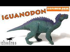 Iguanodon Toy Major
