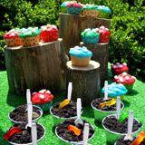 Gnome party Theme