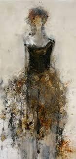 Felice Sharp: Aphrodite: I like this kind of Art Art Des Gens, Atlanta Art, L'art Du Portrait, Galerie D'art, Inspiration Art, Encaustic Art, People Art, Fine Art Gallery, Figure Painting