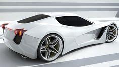 Ferrari-365-Turin concept Cool Cars!
