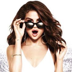 New photo of @selenagomez for Pantene!
