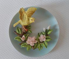 Porcelain Canary Yellow Bird Mario Bernini Seymour Mann Connoisseur Collection Ebay Shopping, Mario, Porcelain, Plates, Bird, Yellow, Tableware, Collection, Licence Plates