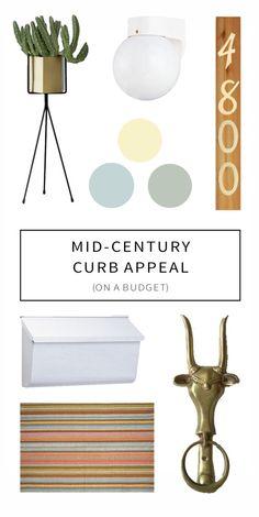 Mid-Century Curb App