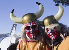 vikings taking over