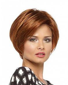 Fajne krótkie fryzury damskie