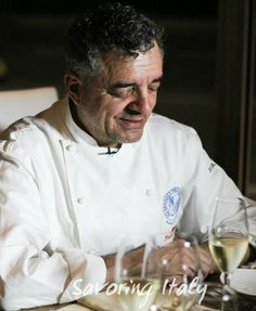 Mythical Mauro! Michelin Chef @MauroUliassi | Savoring Italy