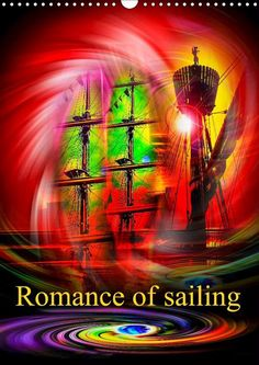 Romance of sailing - CALVENDO