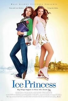 Ice Princess | Movies that teach the importance of good friends reviewed at The Sprinkles on my Ice Cream Blog. http://sprinklesonmyicecream.blogspot.com/