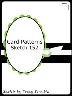 Card Patterns Sketch 152