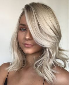 """4,392 Likes, 45 Comments - @chelseahaircutters on Instagram: """"This tone ❤️ zone toning to create dimension on this platinum blonde #behindthechair…"""""""