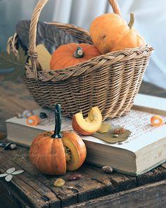 yuliyart - autumn - pumpkin season