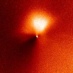 #NASA Comet 9P/Tempel 1