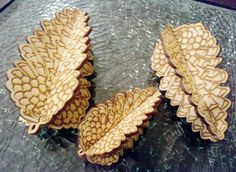 Laser Cut Pinecone Ornaments Small by LaserDreamWorks on Etsy