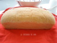 La Cocinika De Ana: Pan al microondas Microwave Recipes, Pan Bread, Micro Onde, Flan, Meat Recipes, Hot Dog Buns, Yummy Treats, Food And Drink, Tasty