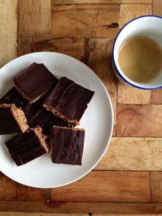 Havermout chocolade koekjes