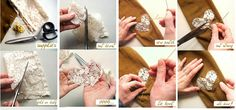 Top 10 DIY Clothing Embellishments - Top Inspired