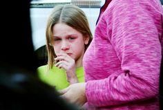 A child survivor at Sandy_Hook Elementary