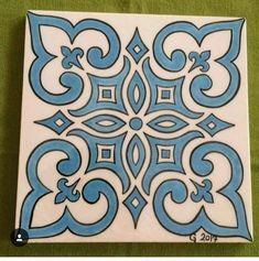 Mandala Painting, Dot Painting, Fabric Painting, Stencil Patterns, Tile Patterns, Pewter Art, Geometric Drawing, Quilting Templates, Turkish Art
