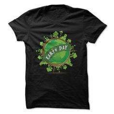 Earth Day T-Shirts, Hoodies. SHOPPING NOW ==► https://www.sunfrog.com/Holidays/Earth-Day-29988383-Guys.html?id=41382