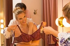 New way of shopping your bras #brafitting #fashion #shopping
