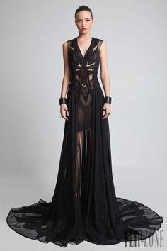 Gardem - Ready-to-Wear - Spring-summer 2014 - http://www.flip-zone.net/fashion/ready-to-wear/independant-designers/gardem-4487