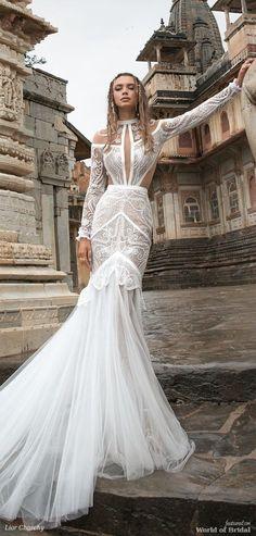 Lior Charchy 2018 Wedding Dress #weddingdress