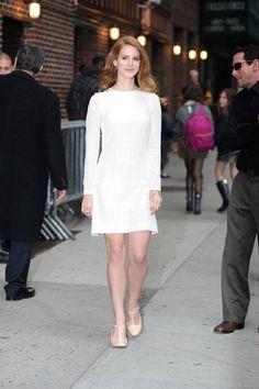 Lagerfeld's verdict on Lana Del Rey
