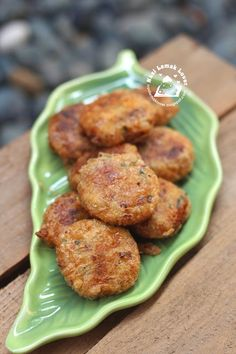 Nasi Lemak Lover: Bergedil / Pegedil Kentang ( Malay Potato Patties ) 马来土豆饼
