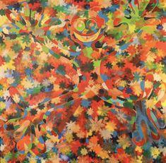 Hidden IV / Maarit Korhonen, acrylic, canvas, 92cm x 92cm Dark Paintings, Original Paintings, Autumn Painting, Original Art For Sale, Online Painting, Canvas Art, Acrylic Canvas, Find Art, New Art