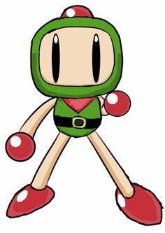 Green Bomberman (Green Bomber)