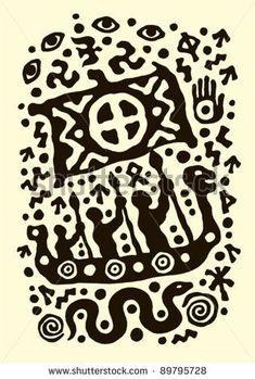 Картинки по запросу prehistoric lettering