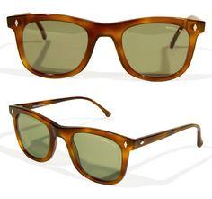 Hentsch Man - Pheonix Tortoise Sunglasses