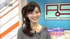 牧野結美さん。静岡朝日テレビ・アナウンサー。