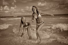 for the contest. Rocking our Victoria's Secret swim suits in Mexico over Spring Break 2012. :)