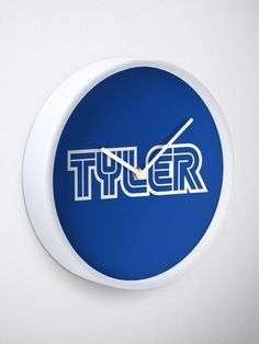 Alternate view of Gamer name Tyler Clock Gamer Names, Games To Buy, Quartz Clock Mechanism, It Works, Face, The Face, Faces, Nailed It, Facial