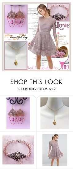 """""""Red Gypsy Jewelry"""" by amra-2-2 ❤ liked on Polyvore featuring ASOS"""
