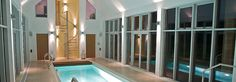 Swimming pool house, Budleigh Salterton