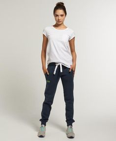 Superdry - Pantalon de survêtement slim - Survêtements pour Femme