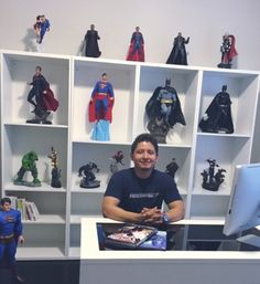 Sideshow Featured Collector Gonzalo Bueno Jr.