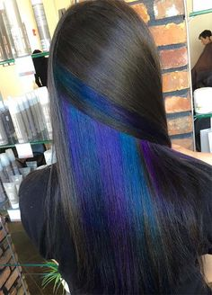 Dark Hair Colors: Deep Black Hair Colors  #hairstyles #darkhair