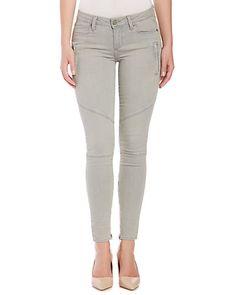 Rue La La — Paige Denim Marley Montauk Grey Skinny Leg