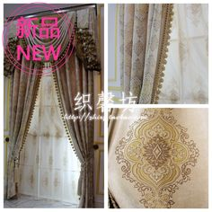 Cheap Curtains on Sale at Bargain Price, Buy Quality curtain fabric, free curtain fabric samples, curtains green from China curtain fabric Suppliers at Aliexpress.com:1,Size:others 2,Applicable Window Type:Bay Window, Octagonal Window, 3,Pattern Type:Floral 4,Technics:Woven 5,Attribute:Curtains